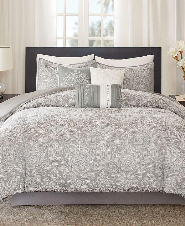 Madison Park Averly 7-Pc. California King Comforter Set