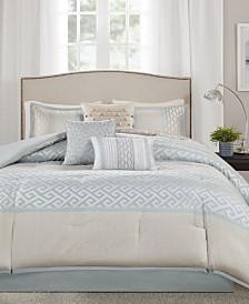 Madison Park Bennett 7-Pc. Comforter Set