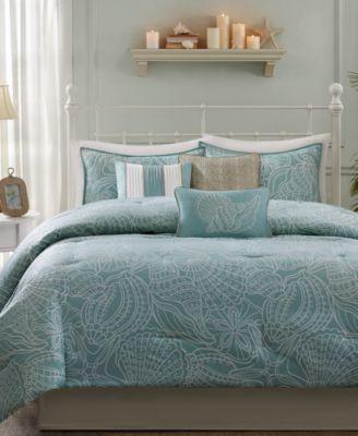 Carmel 7-Pc. Queen Comforter Set