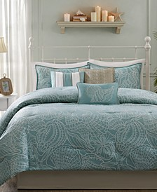 Carmel 7-Pc. Comforter Sets
