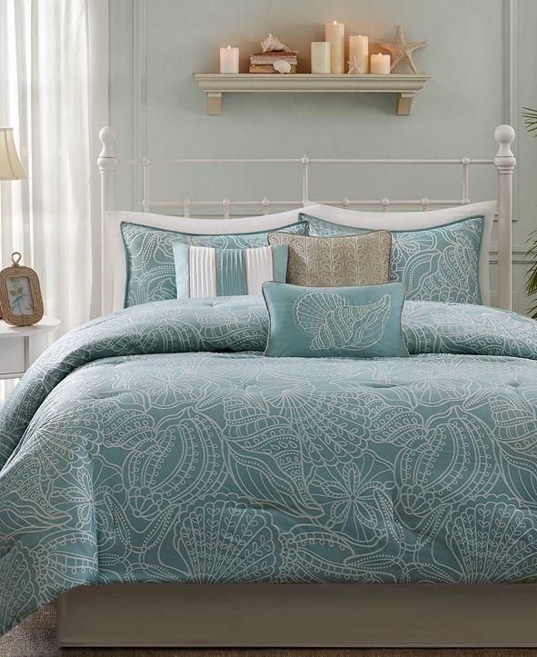 Madison Park Carmel 7-Pc. King Comforter Set