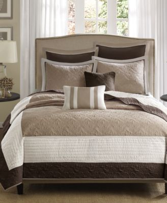 Attingham 7-Pc. Full/Queen Coverlet Set