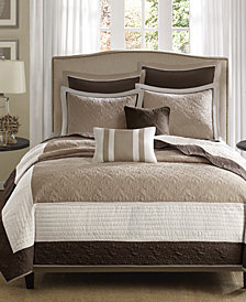 Madison Park Attingham 7-Pc. Full/Queen Coverlet Set