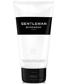 Givenchy Men's Gentleman Hair & Body Shower Gel, 5-oz.