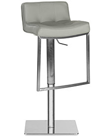 Adnam Bar Stool, Quick Ship