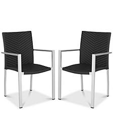 Anneke Arm Chair (Set Of 2)
