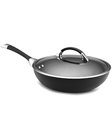 "Symmetry 12"" Covered Stir Fry Pan"