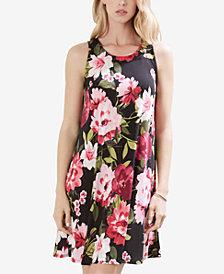 Karen Kane Chloe Floral-Print Pullover Dress