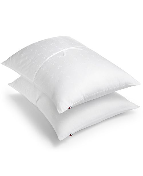 Tommy Hilfiger Home CLOSEOUT! Tommy Hilfiger Tonal Oars Pillow Pair Collection