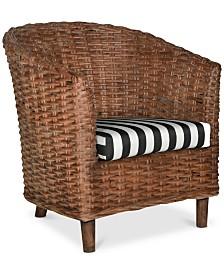 Manson Barrel Accent Chair, Quick Ship