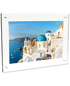 """Acrylic 14"""" x 19"""" Magnetic Picture Frame"""