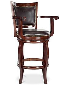 Morel Swivel Bar Stool