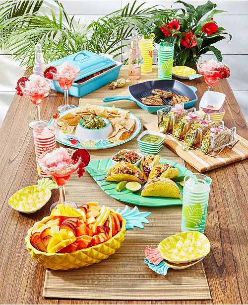 Martha Stewart Collection Fiesta Collection, Created for Macy's
