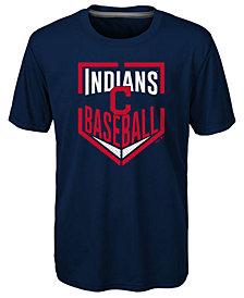 Outerstuff Cleveland Indians Run Scored T-Shirt, Little Boys (4-7)