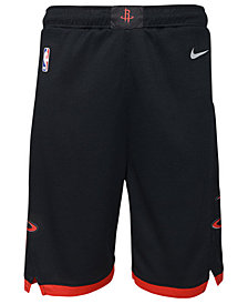 Outerstuff Houston Rockets Statement Swingman Shorts, Big Boys (8-20)