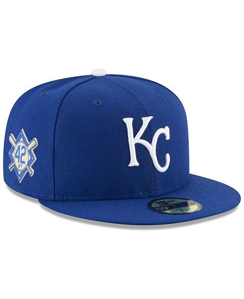 New Era Kansas City Royals Jackie Robinson Day 59FIFTY FITTED Cap