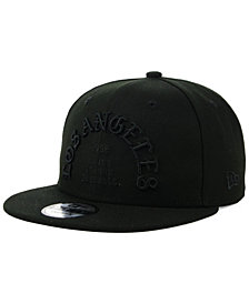 New Era Los Angeles Dodgers Team Deluxe 9FIFTY Snapback Cap