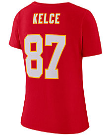 Nike Women's Travis Kelce Kansas City Chiefs Player Pride 3.0 T-Shirt