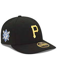 New Era Pittsburgh Pirates Jackie Robinson Day Low Profile 59FIFTY FITTED Cap