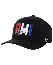 '47 Brand Philadelphia 76ers All Region MVP Cap
