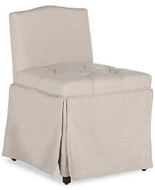 Gilham Vanity Chair, Quick Ship