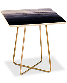 Deny Designs Monika Strigel Within The Tides Square Side Table