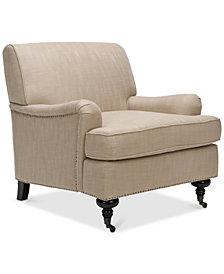 Auburn Accent Chair, Quick Ship