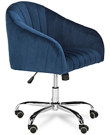 Anais Office Chair, Quick Ship