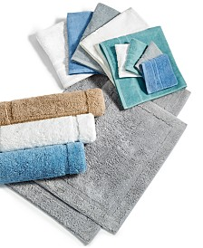 Martha Stewart Essentials Towel and Rug Sets, Created for Macy's