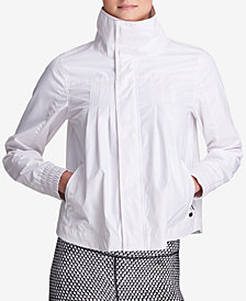 DKNY Sport Swing Bomber Jacket