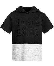 Ideology Big Boys Game Over Colorblocked Hoodie, Created for Macy's
