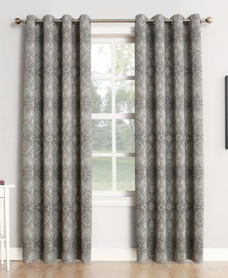 """Neema 52"""" x 84"""" Theater Grade 100% Blackout Grommet Curtain Panel"""