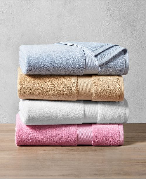 Lauren Ralph Lauren Wescott Bath Towel Collection, 100% Cotton ...