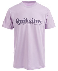 Quiksilver Men's Twin Fin Mates Graphic-Print T-Shirt