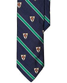 Polo Ralph Lauren Men's Narrow Club Silk Tie