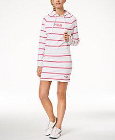 Fila Striped Hoodie & Skirt