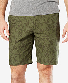 Dockers Men's Classic Fit 9.5'' Printed Perfect Stretch Shorts