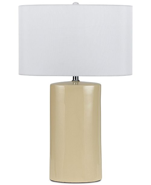 Cal Lighting Minorca Ceramic Table Lamp