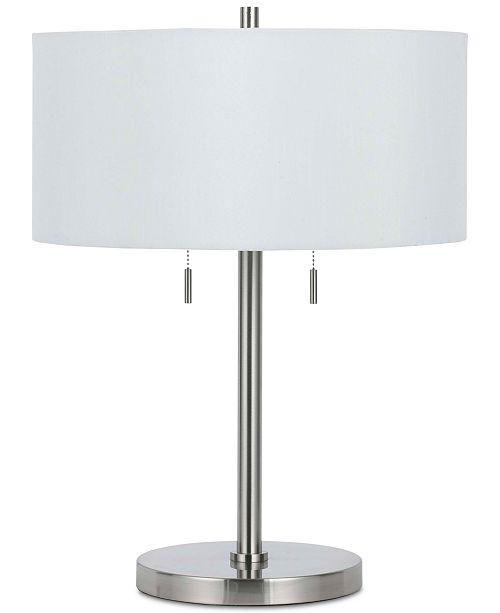 Cal Lighting Calais Metal Table Lamp