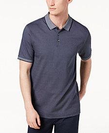 Calvin Klein Men's Birdseye Polo