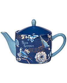 Certified International Indigold Teapot