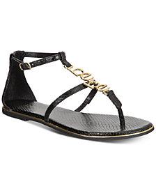 bebe Pamelaa Flat Sandals