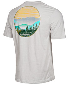 G.H. Bass & Co. Men's Sunrise Graphic-Print T-Shirt