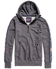 Superdry Men's Stadium Half-Zip Hoodie