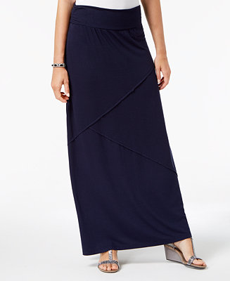 Comfort Waist Maxi Skirt, Created For Macy's by General