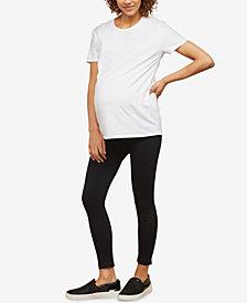 Motherhood Maternity Cropped Leggings