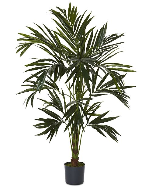 Nearly Natural 6' Artificial Kentia Tree