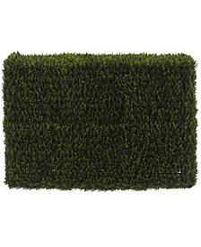 Nearly Natural Indoor/Outdoor Decorative Artificial Cedar Hedge