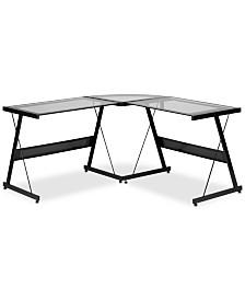 Solano Computer Desk, Quick Ship