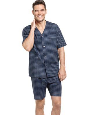 Club Room Pajamas Set